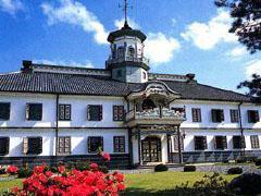 国宝旧開智学校校舎の画像